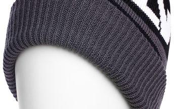 Pánská stylová čepice Quicksilver Summit Beanie M Hats Kya0