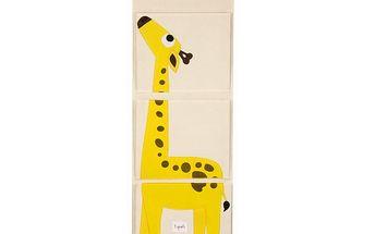 Organizér na zeď žirafa