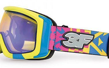 Lyžařské brýle 3F Note 1415 s technologií VAF antifog