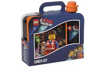 Lego set - láhev na pití + box na svačinu