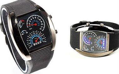 Binární sportovní LED hodinky