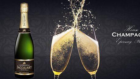 Luxusní šampaňské Jacquart Mosaique Brut