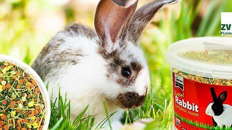 4,5 kg krmiva pro králíky Supreme Original Rabbit