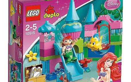 Podmořský zámek víly Ariel LEGO DUPLO Princezny 10515