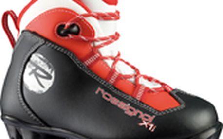Dětské šněrovací boty na běžky Rossignol X-1 JR XC