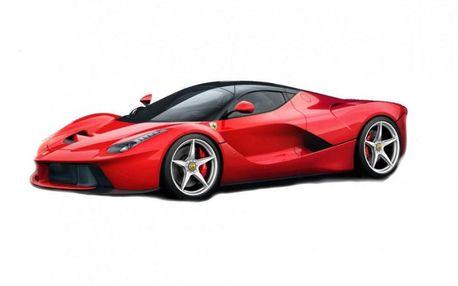 RC Ferrari Laferrari 1:18 Kvalitní dálkově ovládané auto v licenci Ferrari a Lamborgini