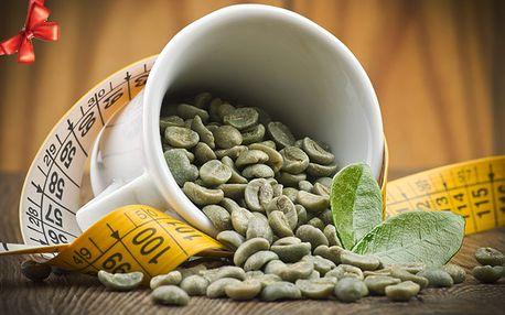 Zelená káva pro zdravé hubnutí