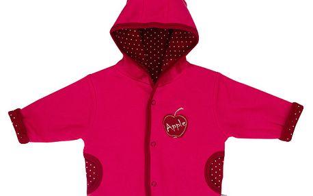 APPLE praktický kojenecký kabátek