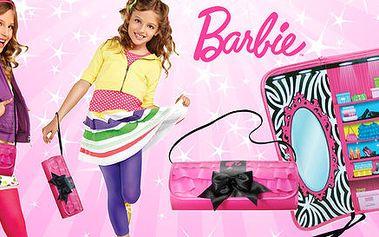 Parádní dívčí kabelka Barbie s překvapením