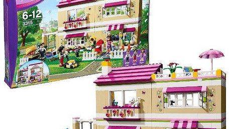 LEGO Friends Olivia a její dům