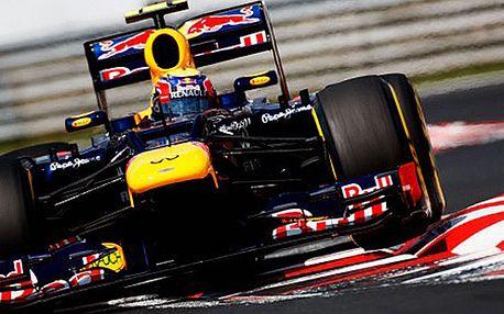 2denní zájezd na Formule 1 – Velká cena Maďarska