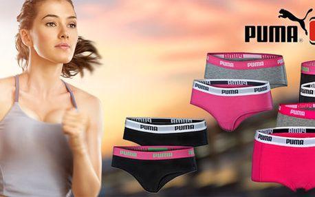 Dvoje kalhotky Puma pro dámy