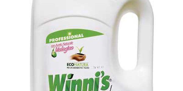 Ekologické leštidlo do myčky na nádobí Winni´s Brillantante, 5l
