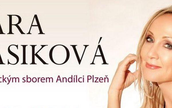 Sváteční koncert Báry Basikové