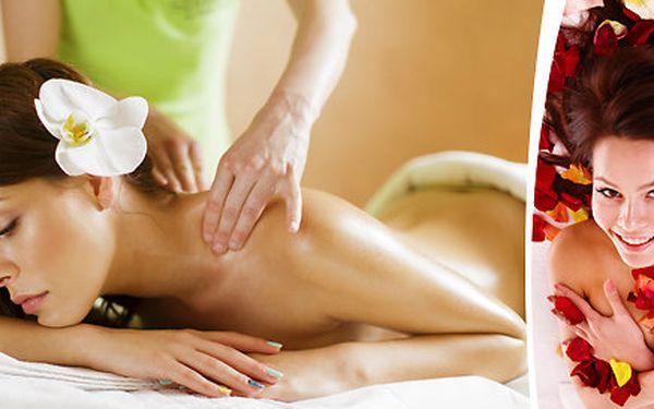 120minutová energeticko-harmonizační masáž pro ženy
