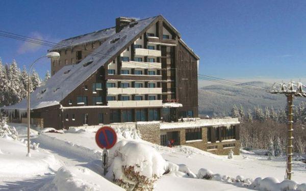 Česká republika, oblast Šumava, polopenze, ubytování v 3,5* hotelu na 8 dní