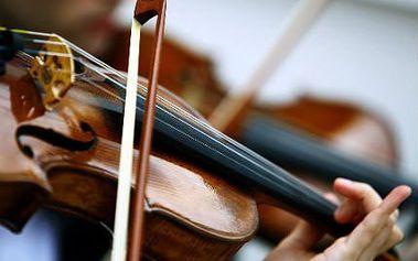 Vánoční koncert geniálního houslisty Jana Mráčka v Obecním domě 25.12.