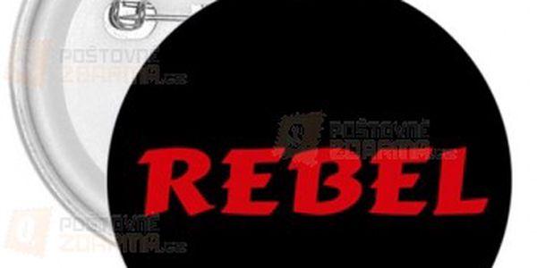 Placka Rebel a poštovné ZDARMA! - 9999911920