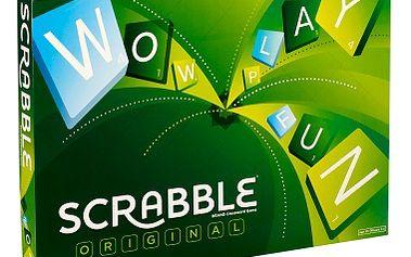 Mattel Y9620 - Scrabble Originál CZ