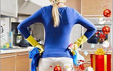 Předvánoční úklid domu