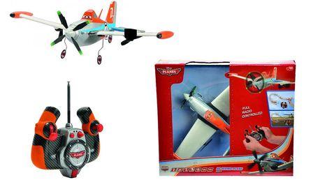 DICKIE D 3089806 - RC Planes letadlo Prášek 25cm