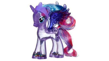 MY LITTLE PONY Deluxe poník s velkými křídly - Princess Luna