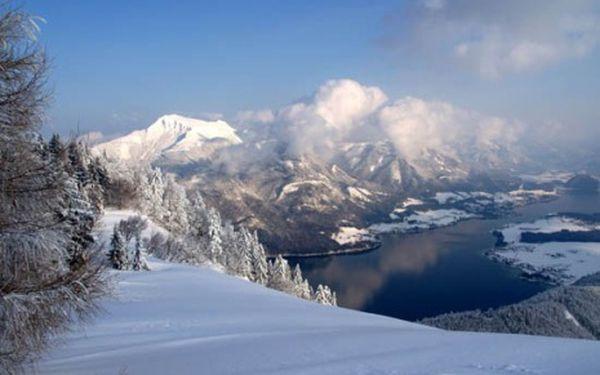 Advent na jezeře, Wolfgangsee, Rakousko, oblast Salcbursko, bez stravy na 1 den