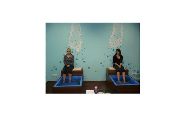 Koupel nohou s rybkami Garra rufa (PLATNOST DO 31.1.2015!)