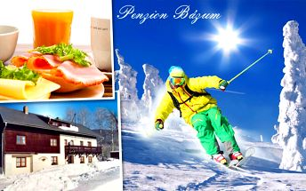 Užijte si zimu v oblíbeném Penzionu Bázum