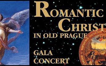 Romantické Vánoce - koncerty v Zrcadlové kapli Klementina