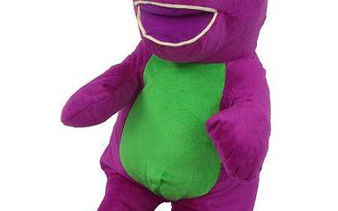 Velký plyšák Barney 50 cm