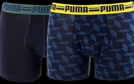 Pánské boxerky Puma Boxer Retro Plain