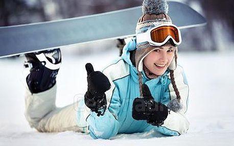 Zimní relax v Tatrách s polopenzí pro 2 osoby i děti! 3-8 dní v malebném penzionu ve Staré Lesné
