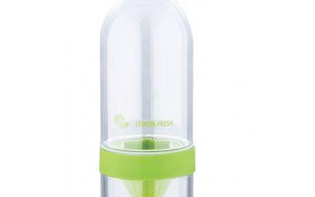 Zdravá láhev na vodu s odšťavňovačem 600 ml, RENBERG RB-3056