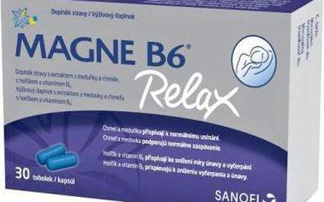 Magne B6 Relax cps.30 na únavu