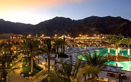 Hotel IBEROTEL MIRAMAR AL AQAH BEACH RESORT, Spojené arabské emiráty, letecky, snídaně v ceně