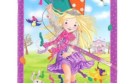 Nádherné omalovánky My Style Princess pro nejmenší