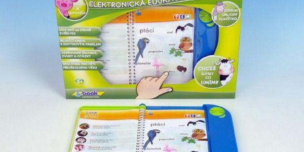I-book Zvířátka - naučná elektronická kniha pro děti!