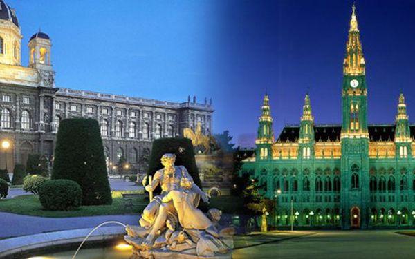 Adventní Vídeň ve všední den