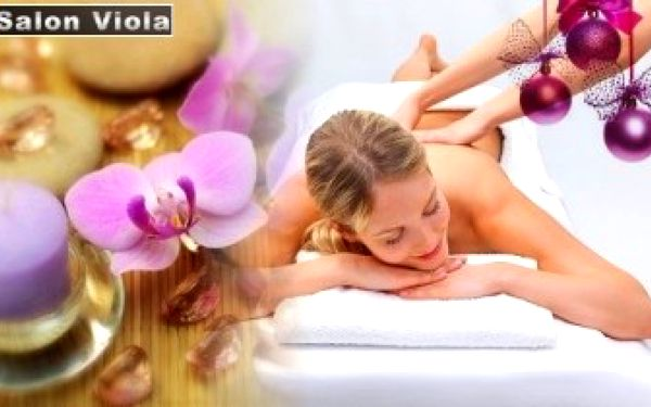 Vyzkoušejte profesionální hodinovou masáž dle výběru z 16 druhů nebo kupón věnujte jako dárek.