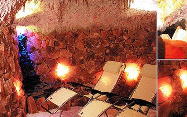 Léčivá síla solné jeskyně v Lipkách