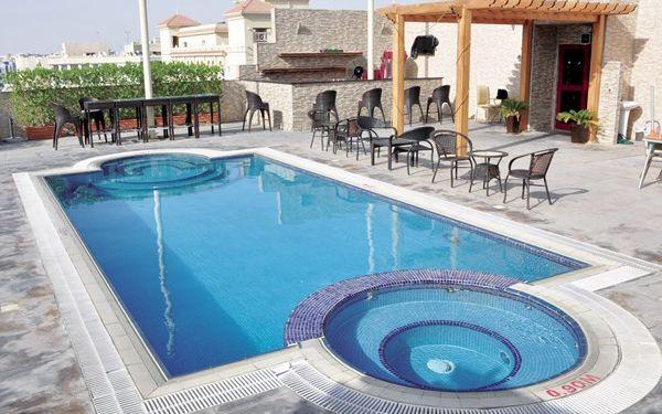 Hotel SUN & SANDS DOWNTOWN, Spojené arabské emiráty, letecky, polopenze