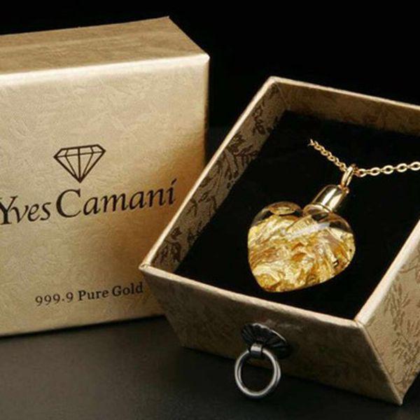 Luxusní šperk Yves Camani v dárkovém balení