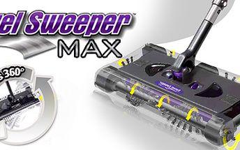 Bezdrátový ruční vysavač Swivel Sweeper Max: pro snadný a rychlý úklid!