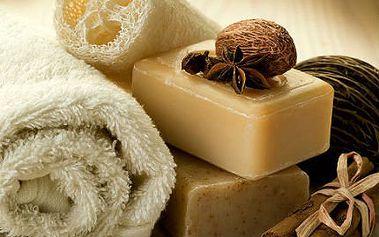 1 Kg blok ručně vyrobeného německého BIO mýdla