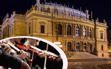 Novoroční koncert v Rudolifinu: Strauss a Dvořák 3.1.2015