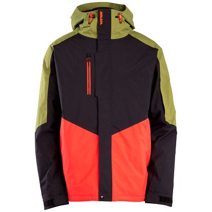 Pánská bunda Pennant Insulated Jacket orange