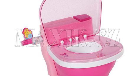 Baby Born Interaktivní toaleta pro panenku Baby born