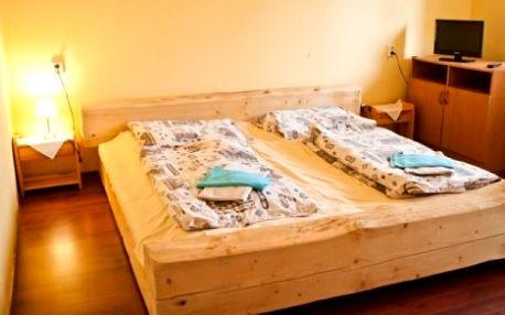 Slovenský ráj s polopenzí a wellness a dítě do 12 let zdarma v hotelu Trio***