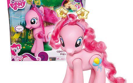 Chodící a mluvící Pinkie Pie poník My little Pony